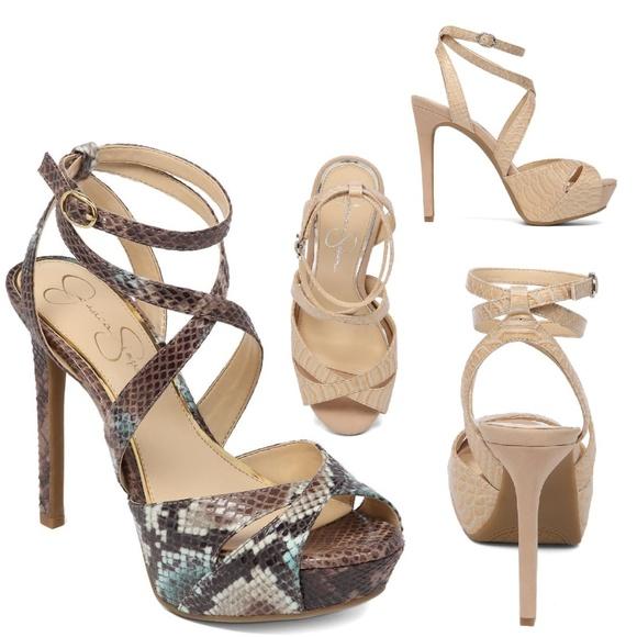 bef10c9571 Jessica Simpson Shoes   Finlay Platform Pump 331792   Poshmark